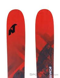 Nordica Enforcer 110 Size Chart Nordica Nordica Enforcer Free 110 Freeride Skis 2020