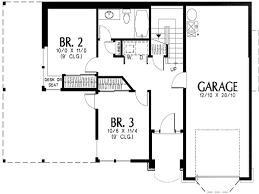 charm attached car bedroom in l shaped house