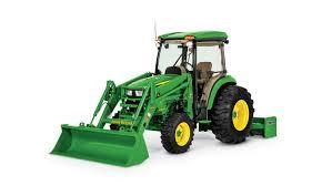 John Deere Tractor Refrigerant Capacity Chart Compact Tractor 4052r John Deere Us