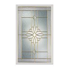 odl canada 51000 laurel decorative door glass insert lowe39s canada