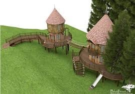 Small Picture JK Rowling plans 40ft high adventure treehouse for children in