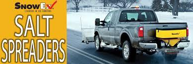 SnowEx Snow Plows & Spreaders Near Lansing, Michigan | Brighton Ford