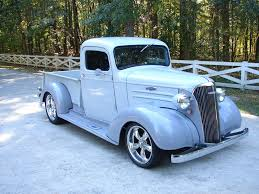 1937 chevy truck - great color CArolina Blue | I Love Classic Cars ...