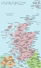 map of scotland printable. Delighful Scotland Scotland Map  Road Trip Aberdeen To Pitlochry Via Fife Then On  Iverness On Map Of Scotland Printable