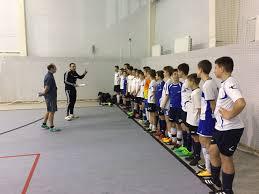 Диплом Тренер преподаватель по футболу в Центре имени К И  Объявляется
