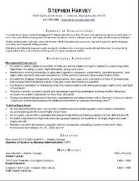Functional Resume Examples For Students Free Template Simple Samples