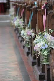 Best 25 Church Wedding Flowers Ideas On Pinterest Pew Flowers