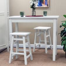 antique white bar stools. Carolina Tavern White Pub Table And 1 Bar Stool Set - Antique | Hayneedle Stools