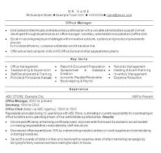 Medical Billing Supervisor Resume Sample Medical Office Manager Resume Samples Sample Medical Office Manager ...