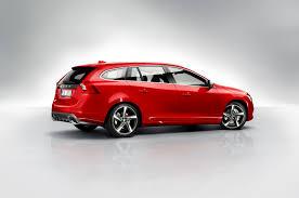 2014 Volvo S60 R Design Price 2015 Volvo V60 R Design Will Be Most Powerful Volvo Wagon