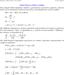 combat lecture html of lester s archive math physics of one variable