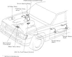 1992 toyota pickup truck 4 cyl fuel pump getting no power toyota efi wiring diagram