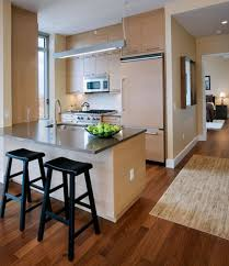 contemporary kitchen office nyc. Modern Residential Kitchen Furniture Design Azure Uptown Manhattan New York Contemporary Office Nyc O