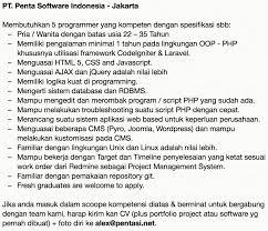 Pt Penta Software Indonesia Linkedin