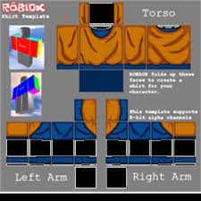 How To Upload A Shirt On Roblox Best Blank T Shirt Image Goku Real Color Shirt Template Roblox