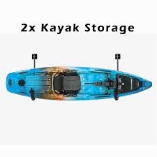 boat kayak canoe storage system sling