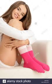 Hot teen babes in socks