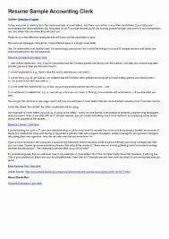 34 Lovely Warehouse Clerk Resume Sample Resume Templates Resume