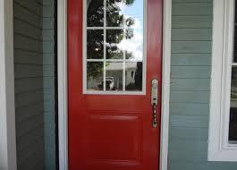 how to paint your front doordoor  Glass Storm Doors Beautiful Storm Door Screen Replacement