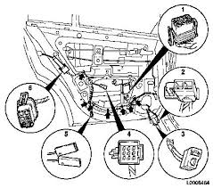 vauxhall workshop manuals > omega b > n electrical equipment and n electrical equipment and instruments > wiring harnesses > repair instructions > rear door wiring harness remove and install or replace