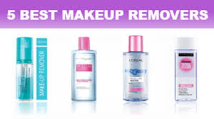 5 best makeup removers in india with
