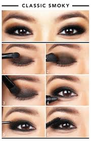 brown eyeshadow tutorials for a more look