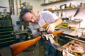 Gunsmithing Schools How To Become A Gunsmith School Training Salary Learn U