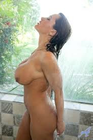 Lisa ann shower Myslimpics