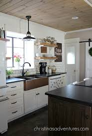 Best 25+ Black counters ideas on Pinterest   Black countertops ...