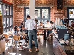 When i took a sip i realised that science and coffee are the perfect combination. Proud Mary Collingwood Review Concrete Playground Melbourne