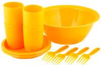 <b>Набор посуды для пикника</b> MARTIKA Витто на 4 персоны 13пр ...