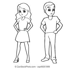 Coloring Pages Boy And Girl Best Coloring Pages 2018