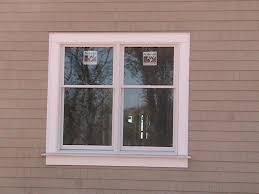 Shaker Window Trim Wide Window Trim Exterior Diy Simple Craftsman Shaker Window Door