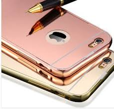 iphone 5s gold case. designer style rose gold iphone 5/5s/6/6s/6 plus mirrored 5s case a