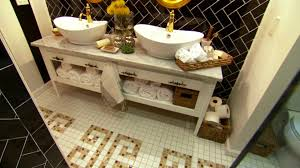 Vintage Bathroom Decor Ideas Pictures Tips From HGTV HGTV