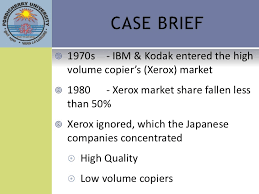 bragging sessions     Based on the Xerox s short case     Scribd