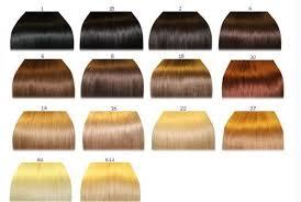Xpression Hair Color Chart Bedowntowndaytona Com