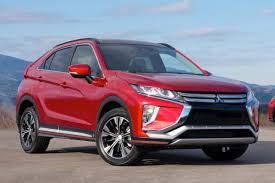 2018 mitsubishi eclipse coupe. delighful eclipse 2018 mitsubishi eclipse cross  front red on mitsubishi eclipse coupe y