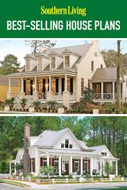house southern living plans french country one story small stucco best french country house plans