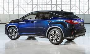 lexus rx 350 blue. 2016 lexus rx 350 blue rx