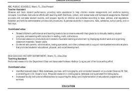 Resume Examples For Teacher Assistant Microsoft Word Jk Teacher