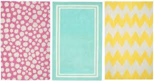 pastel nursery area rugs