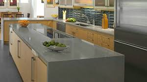 prefab quartz countertops prefab quartz countertops bay area grey solid kitchen island with light