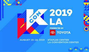 Kcon 2019 La Staples Center