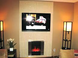 electric wall fireplace heater reviews mounted infrared