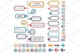 Personal Achievement Timeline Templates Timeline Infographics