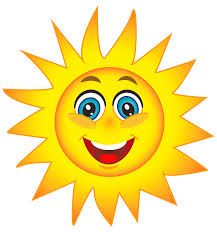 Sun Clipart   Gallery Yopriceville - High-Quality Images and Transparent  PNG Free Clipart   Clip art, Smiley, Por do sol