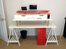 computer desk with printer shelf computer table small office table glass computer desk with printer shelf contemporary glass compact computer desk with