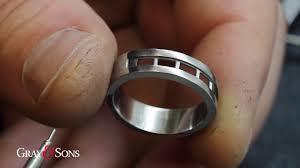 fixing a broken and damaged ring jewelry repairs diamond ring repair