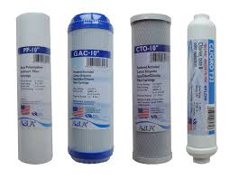 How To Change Reverse Osmosis Filters Universal Reverse Osmosis Ro Replacement Set Of 4 Filters